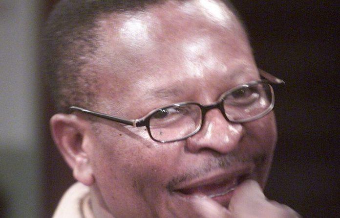 'Isidingo' star Don Mlangeni.