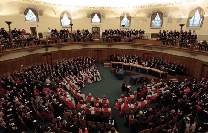 The Church of England's legislative body