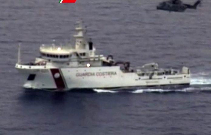Italian Coast Guards