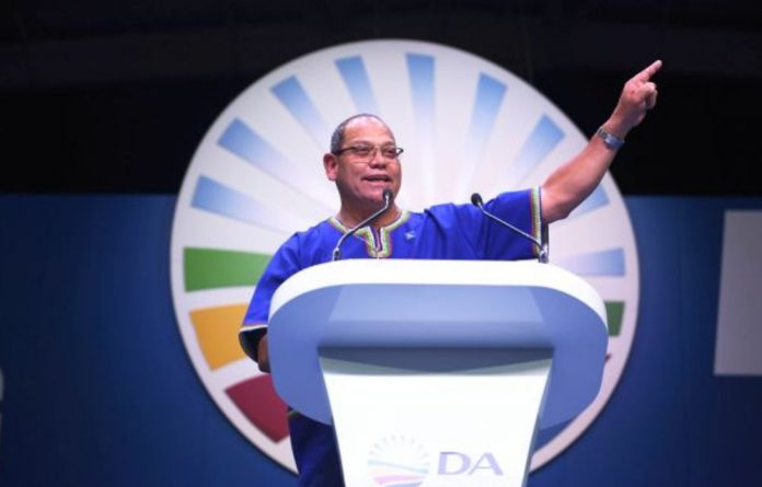 Now his elections as provincial leader has been secured