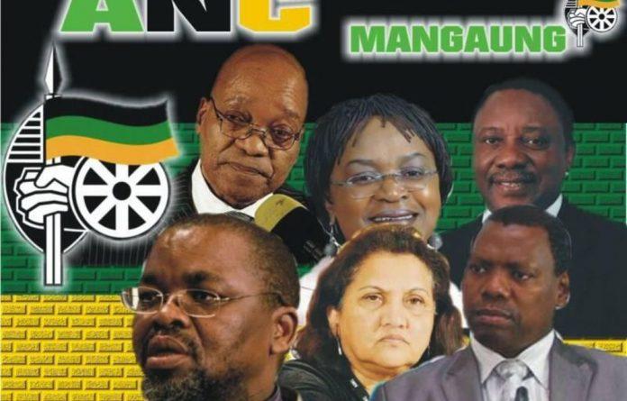 The ANC's top six: Jacob Zuma