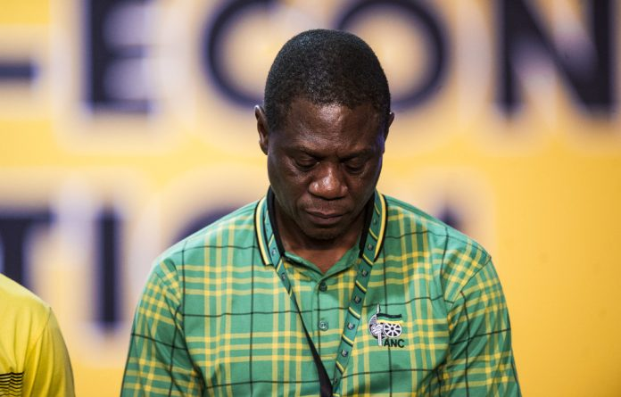 Mashatile says a decision was taken to recall Zuma if he refuses to step down.