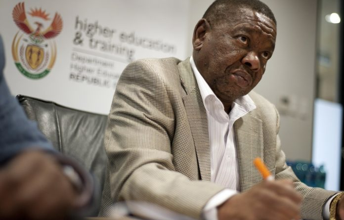 Minister for Higher Education and Training Blade Nzimande also defended the the construction of a new college in Nkandla