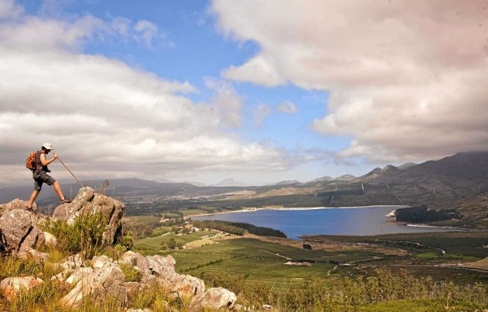 Breathtaking: Groenlandberg Nature Reserve offers beautiful scenery and comfortable accommodation