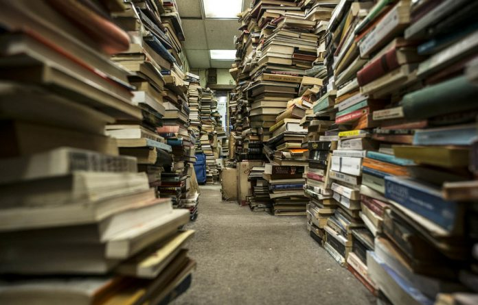 Sometimes the literary world is not within reach