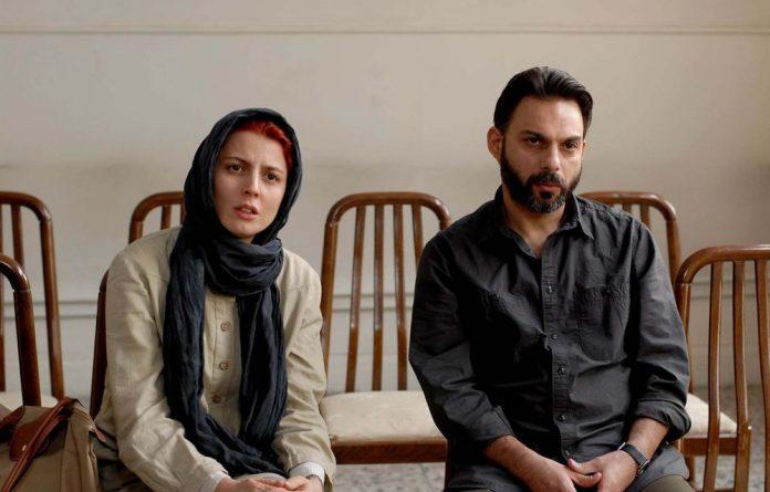 Modern problems: Leila Hatami and Peyman Moaadi star in A Separation.