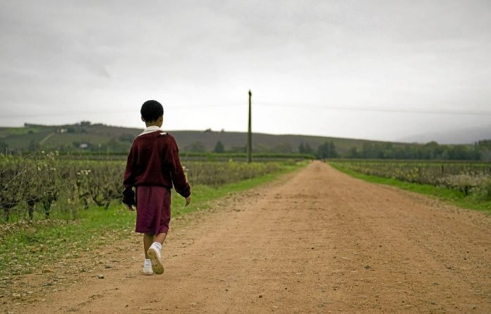Studies done on school-entry children in Wellington