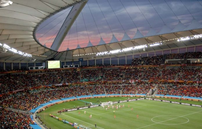 The Indaba Travel Bloggers #MeetSouthAfrica event took place at the Moses Mabhida stadium in Durban which was also one of the main venues for the 2010 soccer World cup.