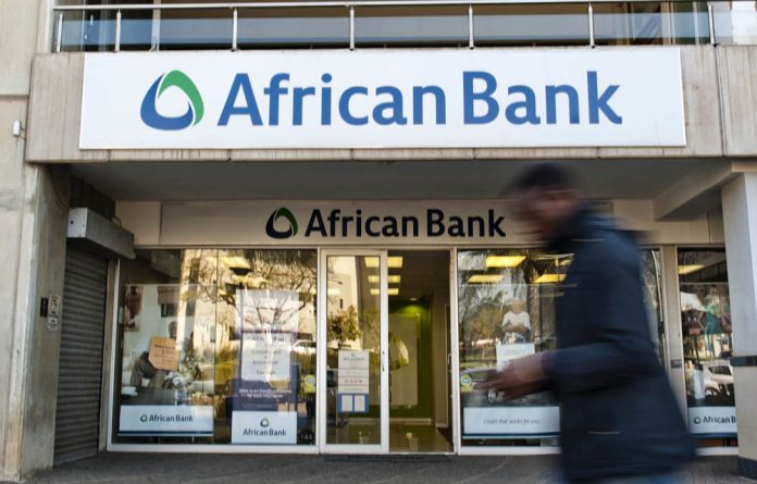 The PIC is stumping up R5-billion to rescue the 'good' part of African Bank.