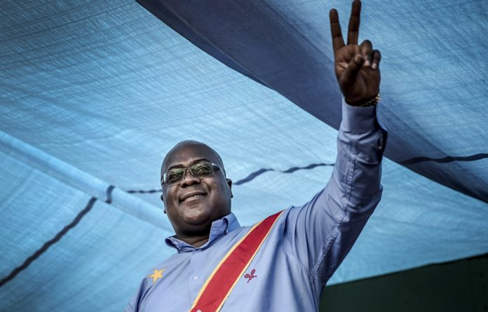 Felix Tshisekedi was named by election officials as the provisional winner on January 10 this year.
