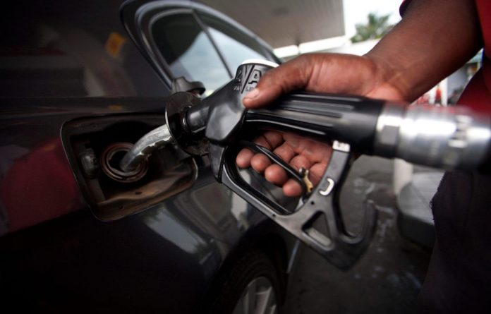 The price of petrol goes up 93 cents next week.