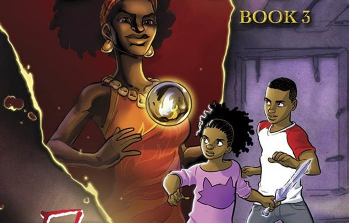 Tween tales: The Shadow Chasers series by Bontle Senne is packed with complex characters