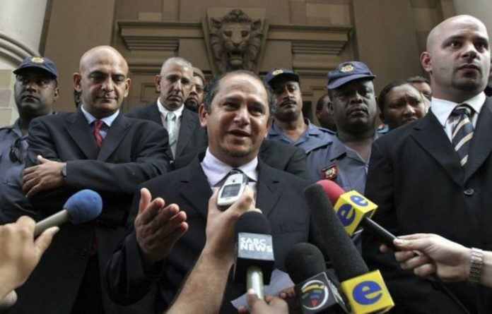 Shaik was convicted of two counts of corruption and one of fraud