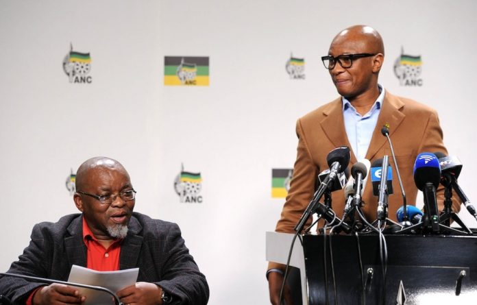 Kodwa says the government was committed to dealing with crime.