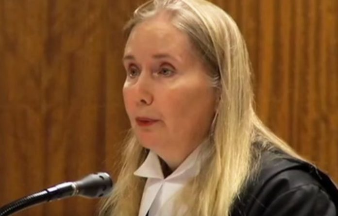 Judge Mabel Jansen caused outrage on social media after her Facebook remarks saying that rape was part of black people's culture went viral this week.