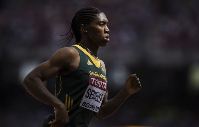 'We are also making a clarion call to like-minded institutions to unequivocally raise their voices in support of Semenya.' — the Commission for Gender Equality