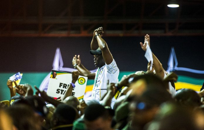 Identity politics: Technological advancements will get rid of the ghost member problem that arose at the ANC's 54th national elective conference in December last year.