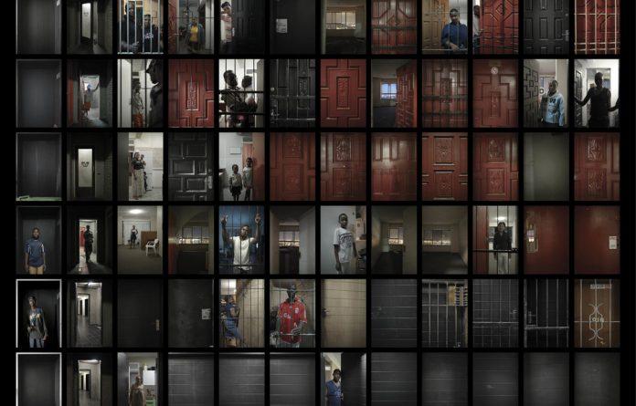 Mikhael Subotzky photographed every window
