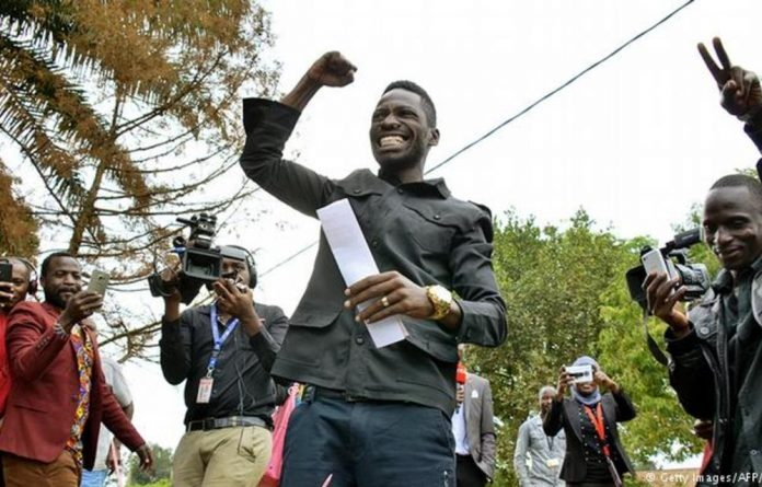 Bobi Wine insists he will not let the threat of further violence against either him or his supporters deter him.