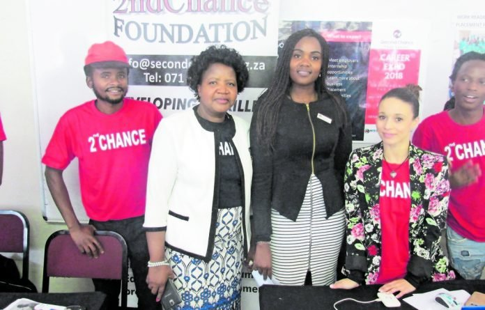 Second Chance Foundation helps people to apply their skills and become gainfully employed