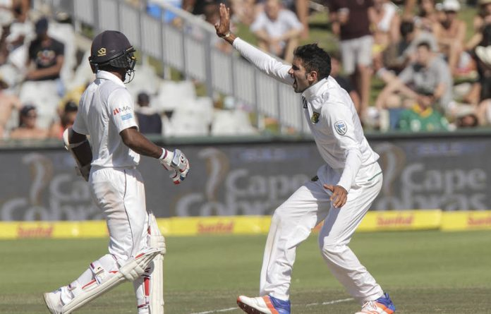 Maharaj said he thought Morkel would be fit but acknowledged that he could have to bowl a large number of overs in the second innings to support fast men Vernon Philander and Kagiso Rabada