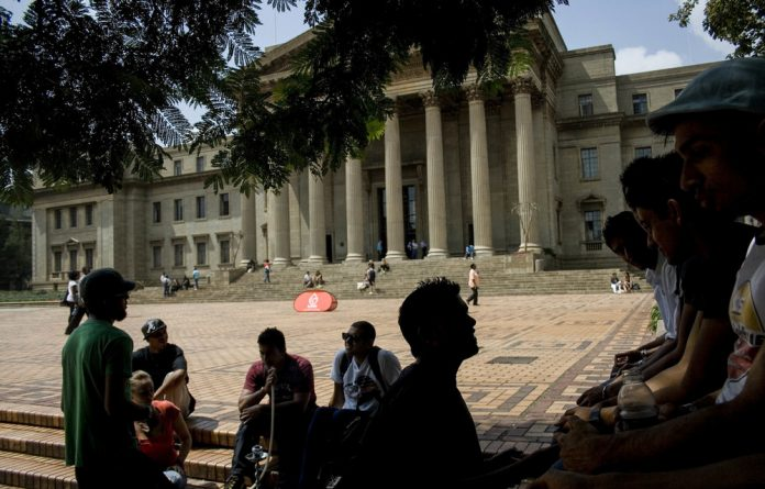 Fostering growth: The University of the Witwatersrand has turned Braamfontein into an IT hub for Africa and is also helping to transform Hillbrow