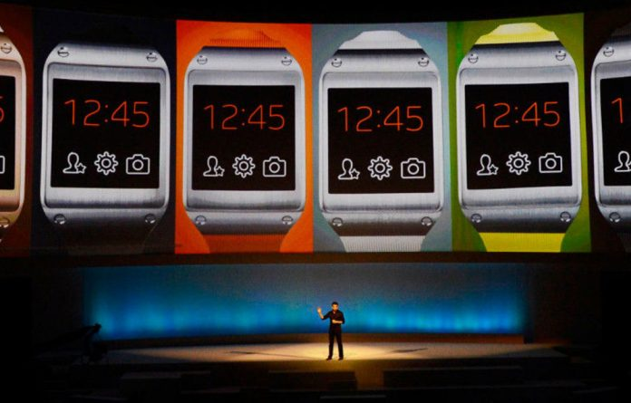 Samsung's Pranav Mistry believes the South Korean electronics giant's Galaxy Gear watch will lead a new trend in smart mobile communications.