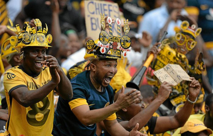 Kaizer Chiefs are already 15 points clear of their nearest rivals