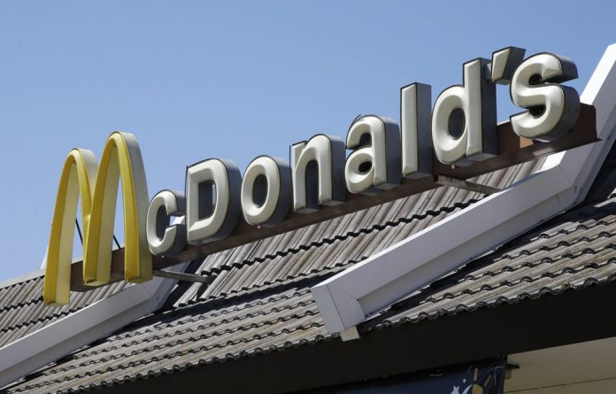 The world's largest hamburger chain said this week its net income fell by 4% in the second quarter.