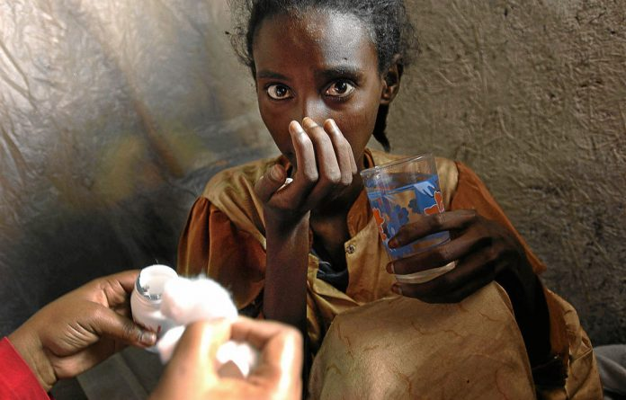 Weighing up the odds: Money spent on a prophylactic could be at the expense of providing life-saving ARVs.