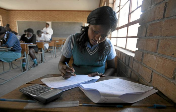 Masopha High School in Limpopo recently received text books after a  six-month wait.