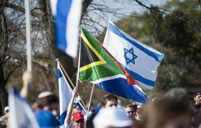 A virulent propaganda war has been taking place on many social media platforms between pro-Israelis and anti-Israelis.