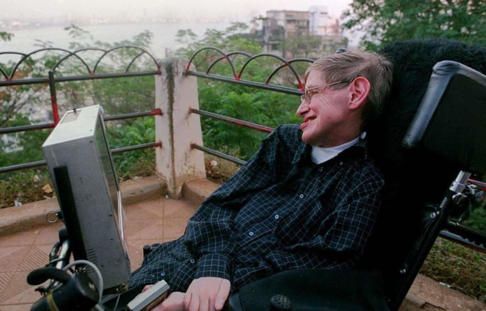 Stephan Hawking said that he wants to spend his prize money to help his daughter with her autistic son