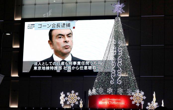 Nissan CEO Hiroto Saikawa denounced his former mentor
