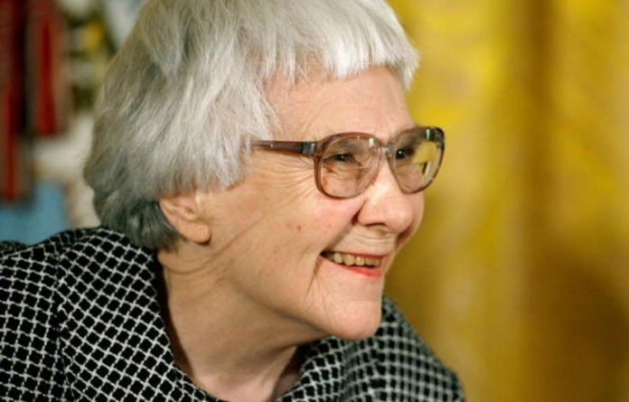 Pulitzer Prize winner and 'To Kill A Mockingbird' author Harper Lee smiles before receiving the 2007 Presidential Medal of Freedom in the East Room of the White House in 2007.