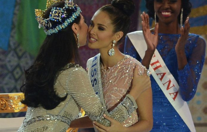Miss Philippines Megan Young was on Saturday crowned Miss World 2013 in a glittering finale in Bali amid tight security following weeks of hardline Muslim protests.