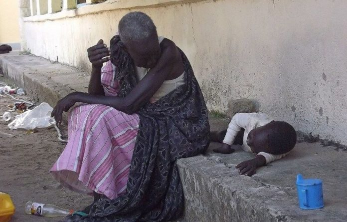 Fighting in South Sudan has displaced more than 200 000 civilians.