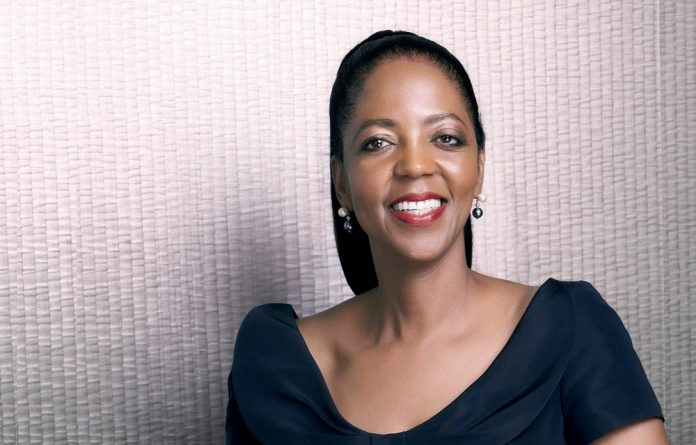 Powerhouse: Judy Dlamini has a string of degrees behind her name
