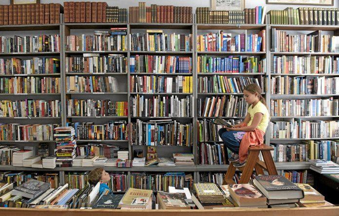 Clarke's Bookshop.