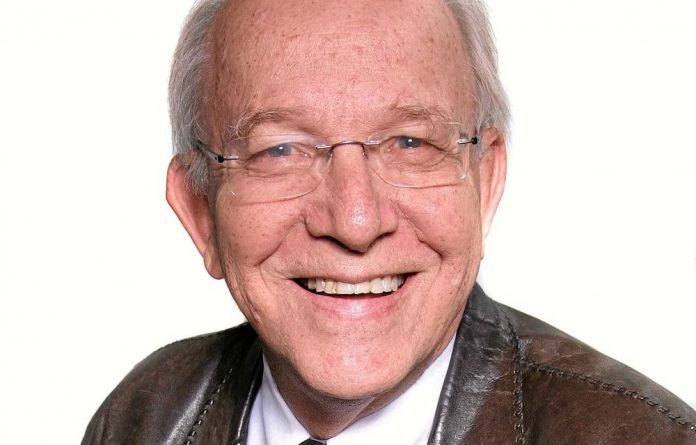 Plant Man: Dr Kobus Eloff.