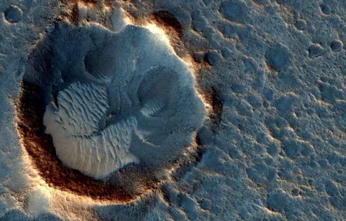 Mars is now cold