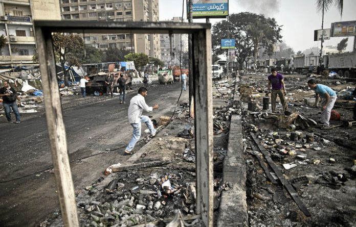 Al Jazeera is not the only network that has been attacked in Egypt: following the clashes that erupted between pro-Morsi protesters and Egyptian Army security forces in Cairo