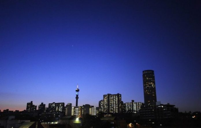It's not surprising that taxpayers in Johannesburg