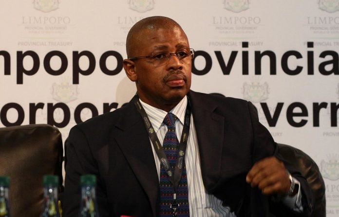 Auditor General Terence Nombembe.