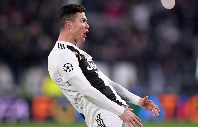 Coach Massimiliano Allegri has said he is confident Ronaldo will not be fined or suspended.