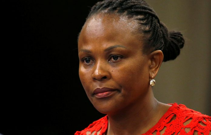"""Busisiwe Mkhwebane's office wished to """"remind detractors"""" that the public protector will investigate political interference and corruption in the Vrede deal."""