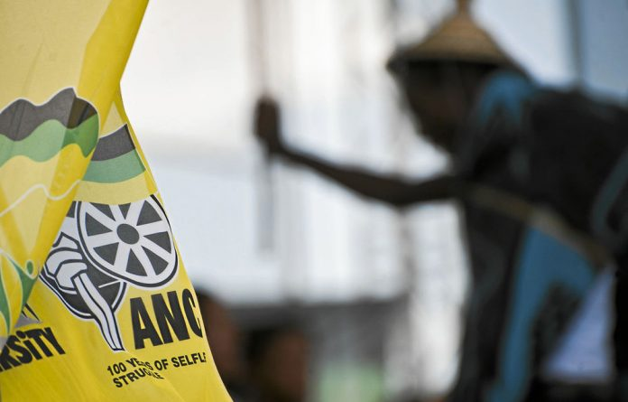 The country is on the edge of its seat as the ANC's conference looms.