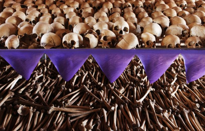 The genocide in Rwanda claimed 800 000 lives in three months