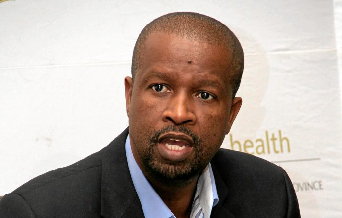 Free State health MEC Benny Malakoane allegedly ordered that an ANC cadre be given an ICU bed.