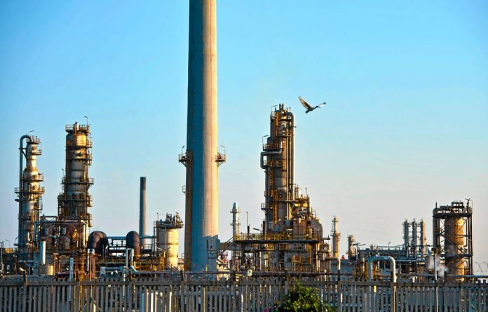 The current refineries